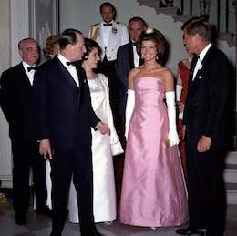 Jacqueline Kennedy's best hosting advice