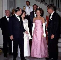 Jacqueline Kennedy's best hosting advice