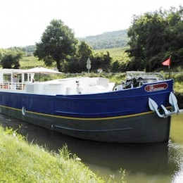 "European Waterways Introduces ""Girls' Getaway"" Hotel Barge Charters"